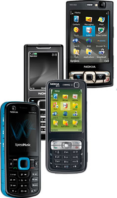 Nokia Mobile Phone Unlocking Service